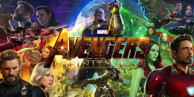 ¡Atención! Se acerca el estreno de 'Avengers: Infinity War'