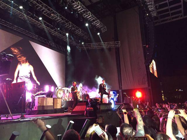 The Killers: La banda que cumple los sueños de los fans