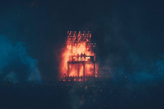 Swedish House Mafia regresó en el Ultra Music Festival