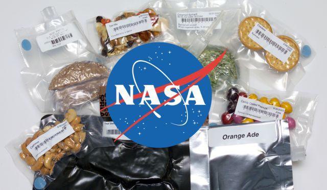 ¿Helado de astronauta? Sí, conocé lo que podés comprar en la página de la NASA