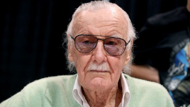 Masajista acusa a Stan Lee de acoso sexual