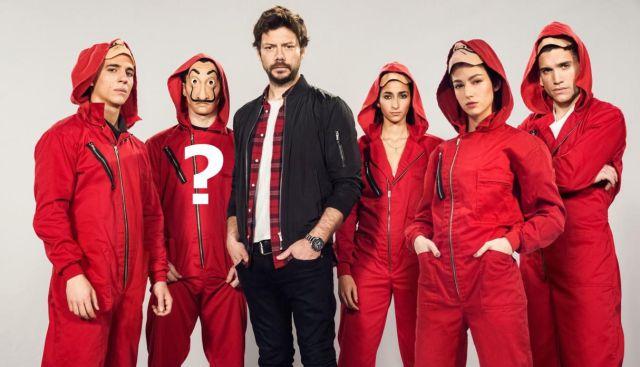 Revelan un personaje que volverá a la tercera temporada de la 'Casa de papel'