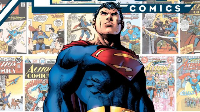 ¿Superman es tu héroe favorito? Te mostramos dos leyendas detrás de los comics en su 80 aniversario