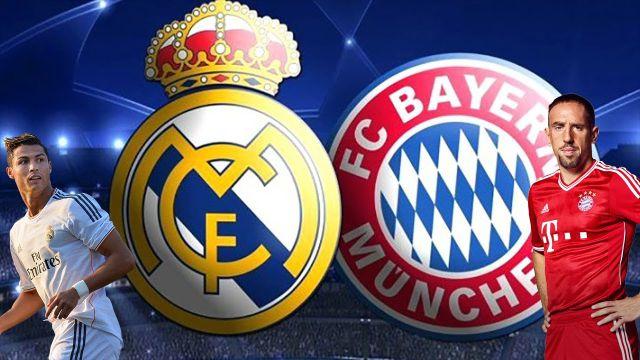 El juego del Real Madrid contra el Bayern Munich emociona tanto como una final