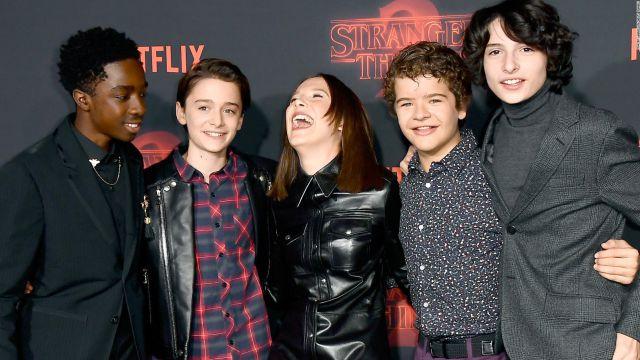 Las primeras imágenes del rodaje de la tercera temporada de 'Stranger Things'