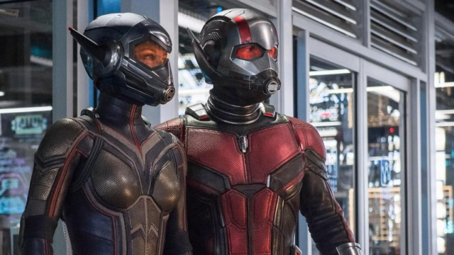 "Se viene ""Ant- Man & The Wasp"", otra historia en Civil War"