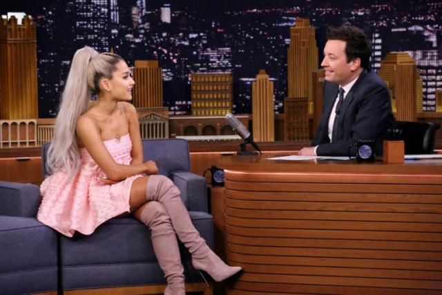 Ariana Grande regresará a los escenarios