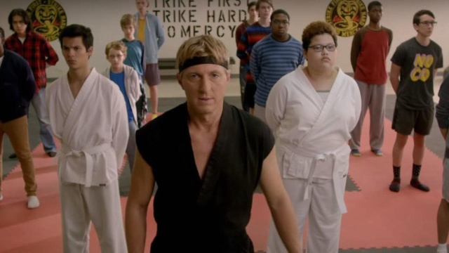 Youtube lanza su propia serie basada en Karate Kid