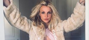 ¡Uff! Así hace ejercicio Britney Spears al ritmo de J Balvin