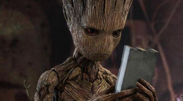 ¡Saquen sus pañuelos! Estas fueron las últimas palabras de Groot a Rocket