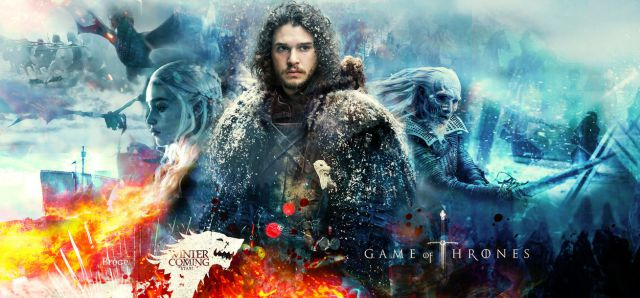 Un algortimo predice las muertes de 'Game Of Thrones'