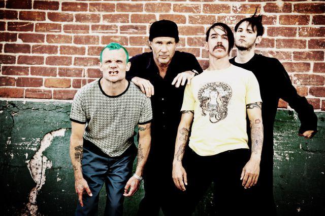 Los Red Hot Chili Peppers podrían ser retirados de Spotify
