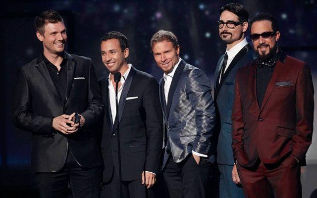 Luego de 5 años, los 'Backstreet Boys' tienen música nueva