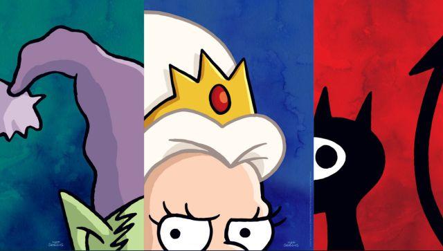 Creador de Los Simpson presenta su nueva serie, exclusiva de Netflix