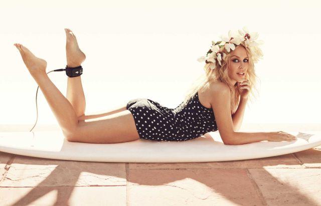 Kylie Minogue estrena
