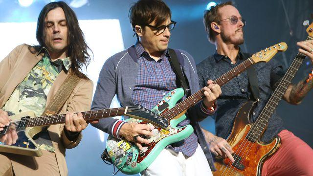 Weezer complace a sus fans con nueva versión de