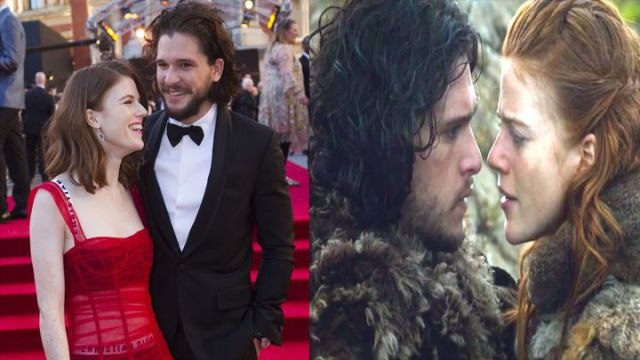 ¡Se acerca una boda de Game Of Thrones! Actores de John Snow e Ygritte confirman fecha