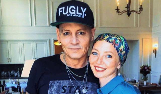 El mal aspecto físico de Johnny Depp inquieta a sus fans