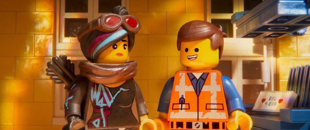 'The Lego Movie 2' se pasó al mundo de 'Mad Max'