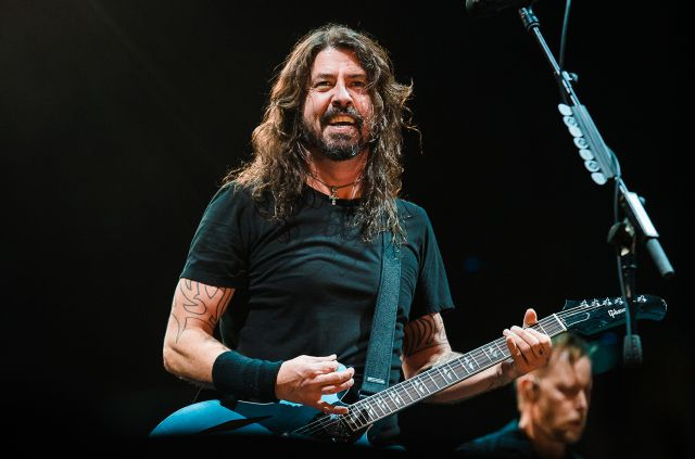 Los Foo Fighters juegan broma a sus fans suecos