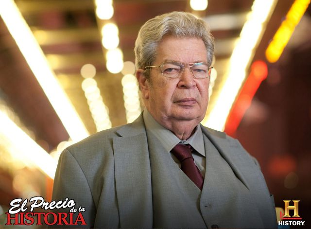 Fallece Richard Harrison,