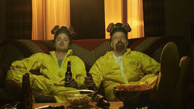 El creador de Breaking Bad quiere ver a Walt y Jesse en Better Call Saul