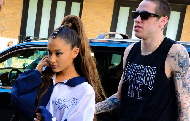 Ariana Grande revela más de la cuenta sobre su novio