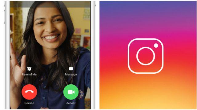 Ahora podrás hacer videollamadas en Instagram
