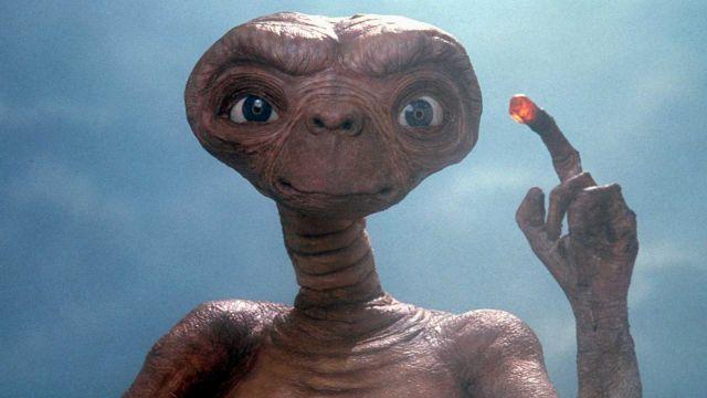 ¿Era E.T. un Jedi? La loca teoría que conecta al extraterrestre son Star Wars