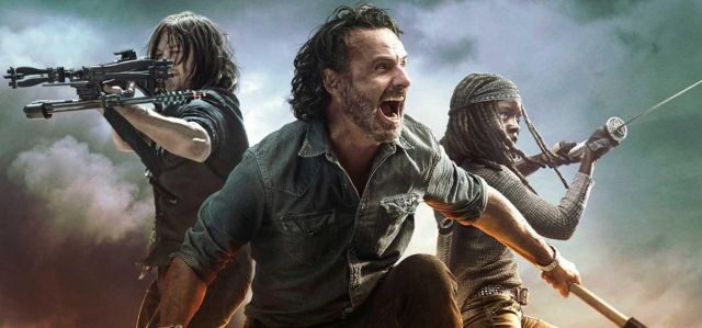 Se filtra la primera imagen de la novena temporada de The Walking Dead