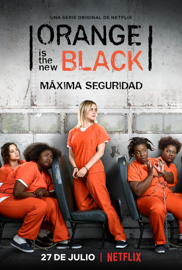 Netflix presentó el tráiler oficial de la nueva temporada de 'Orange Is The New Black'