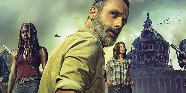 Tenes que ver el trailer de la nueva tempora de The Walking Dead