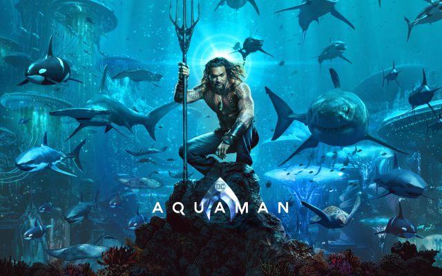 Después de una larga espera, tenemos un adelanto de 'Aquaman'