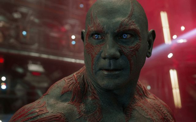 Actor que interpreta a Drax podría ser despedido para 'Guardianes de la galaxia 3'