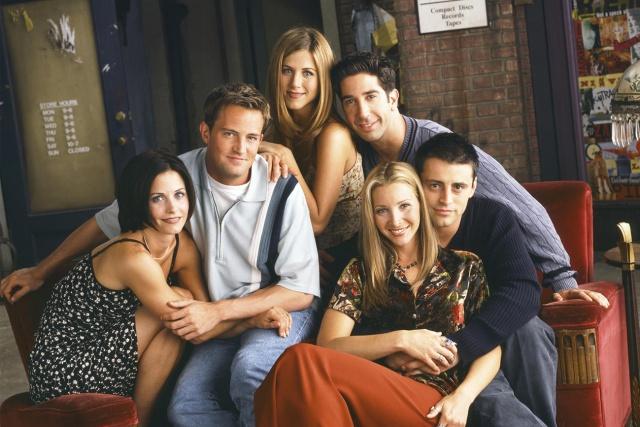 Jennifer Aniston confiera que fantasea con el regreso de