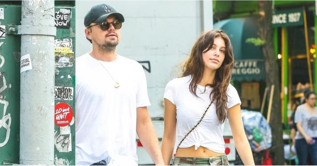 Ella es la nueva, joven y sensual novia de Leonardo Dicaprio