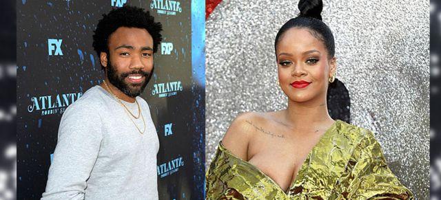 Rihanna y Childish Gambino preparan un proyecto en Cuba