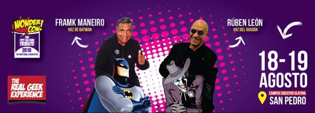 'El Guasón' y 'Batman' estarán en Costa Rica