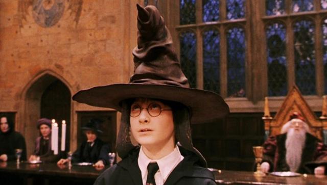 El Sombrero Seleccionador de Harry Potter ahora puede ser tuyo