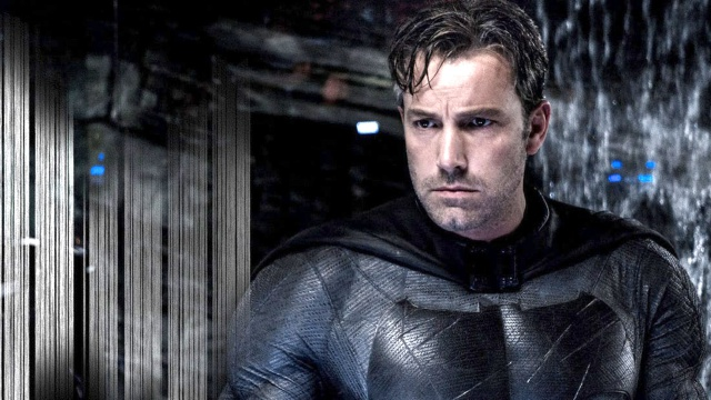Ben Affleck podría perder el papel de Batman por entrar a rehabilitación