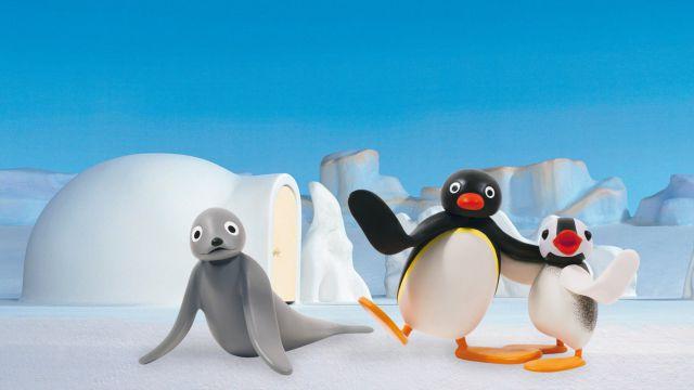 Esta es la nueva serie de 'Pingu'
