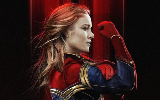Tenés que ver las primeras fotos de Brie Larson con el traje de Capitana Marvel
