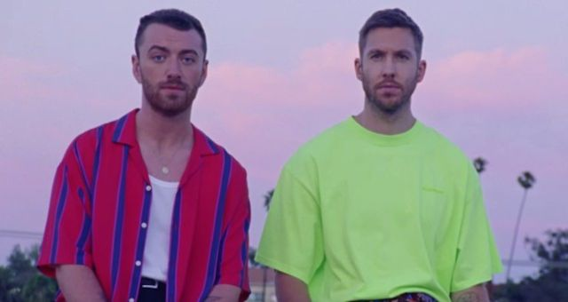 Calvin Harris lanza un nuevo video junto a Sam Smith
