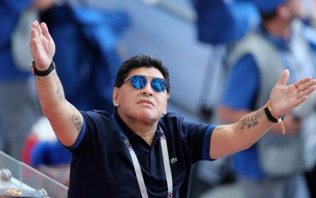 Así será la serie sobre la vida de Maradona