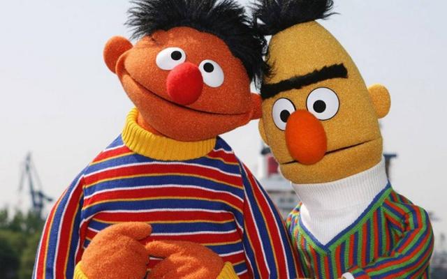 Revelan que Beto y Enrique de Plaza Sésamo eran pareja