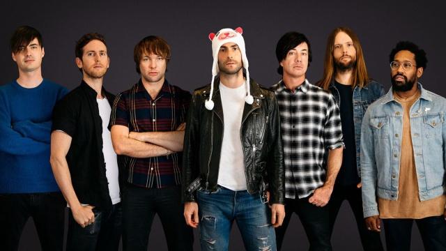 Maroon 5 dará el espectáculo de medio tiempo en el Super Bowl 2019