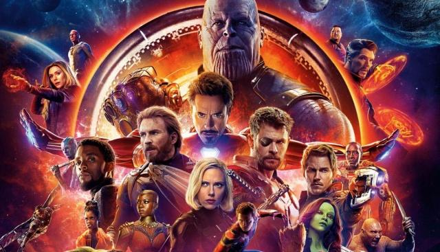 Directores de Avengers 4 nos revelan título de la película con juego visual