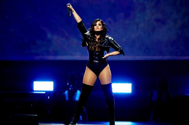 Demi Lovato preocupada por su voz y su futuro en la música