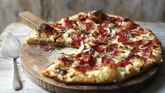 Esta es tu oportunidad para que te paguen por comer pizza