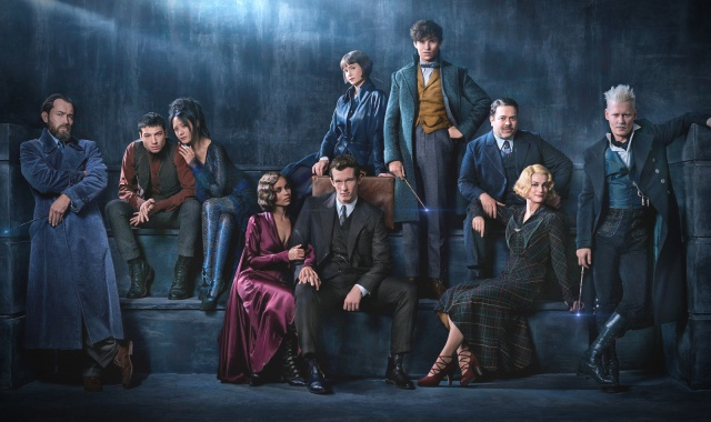 La mamá de Voldemort aparecerá en Animales Fantásticos: Los crímenes de Grindelwald